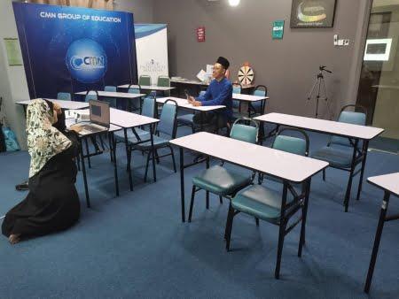 bilik seminar cmn academy